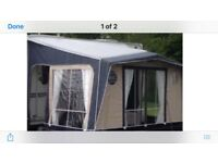 Isabella Magnum Moonlight Awning Carbon X
