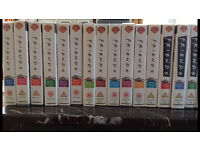 Friends - Complete Seasons 1 - 10 VHS Boxsets