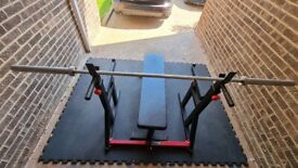 Home Gym/ Garage Set Up- As a whole set or items