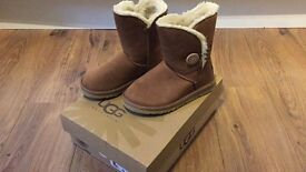 Ugg Boots (Size 3)