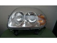New Renault Clio 1998 - 2001 Angel Eye Headlamp in box