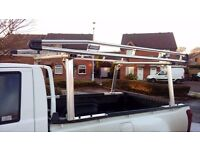 Roof rack for pick up