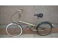 BSA 20 Shopper vintage bike bicycle