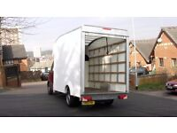 International removals. Leeds, UK, Europe. Man and a van with a team. Clearances. Free 7-day storage