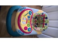 chicco sit-in baby walker