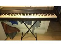 HP 316 Roland keyboard / piano