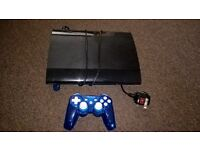 PlayStation 3 super slim console 12GB