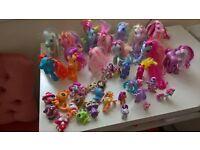 Barbie, Little Pet shop, Pony