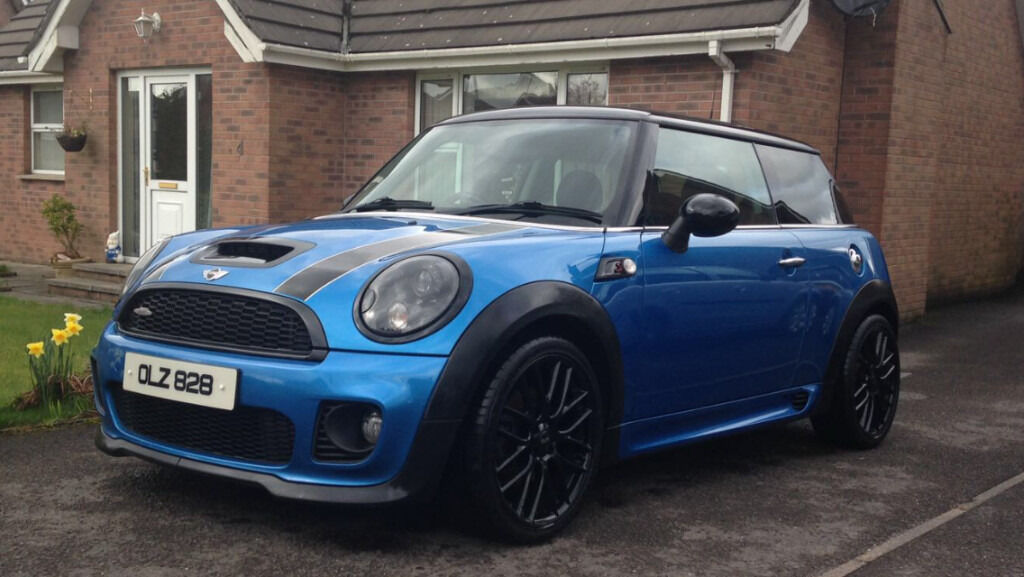 2007 Mini Cooper S Jcw Bodykit Wheels