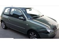 VOLKSWAGEN LUPO 2002 02 PLATE 11 MONTHS MOT 2002 02 PLATE