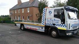 Edinburgh 24hr Breakdown Recovery Service