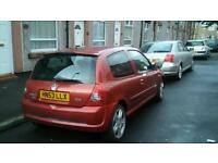 2003 RENAULT CLIO SPORT 172