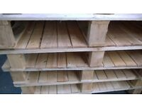Clean New Pallets For DIY & Upcycling