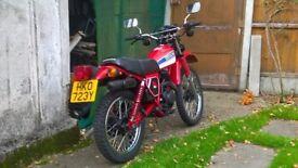 1983 HONDA XL125