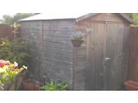 Garden Shed about 7ft x 7ft