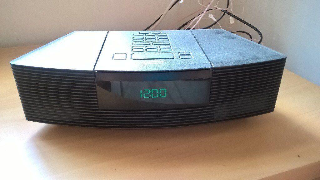 bose wave radio in oxford oxfordshire gumtree. Black Bedroom Furniture Sets. Home Design Ideas