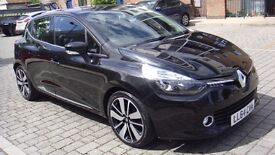 2014 Renault Clio 1.5 TD ENERGY Dynamique S EDC Auto 5dr (MediaNav)