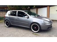 VW GOLF 2.0 GT TDI 140 2006/55**LOOK**