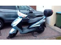 Scooter for sale - learner ready