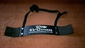 Evo Fitness Weightlifting Arm Blaster Biceps Isolator