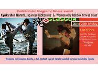 Learn Full-contact Karate!