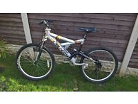 Saracen Raw 2 Downhill Mountain bike