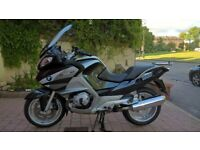 2011 BMW R1200RT MU Grey/Silver R1200 RT R 1200 RT