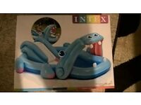 Intex Hippo Play Center Pool Swimming pool - NEW