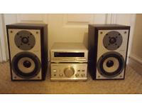 Stereo System Retro Classic