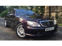 *500 BHP* 2004 Mercedes-Benz S55 AMG KL Kompressor Limousine. Appreciating in Value (Modern Classic)