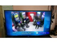 """Technika 50"""" LED tv with freeview"""