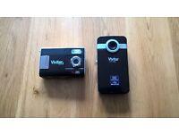 Digital camera set, digital camera, digital camcorder
