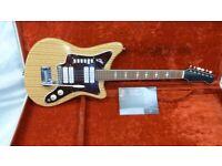 Eko 500 v4 Vintage Electric Guitar- FREE UK SHIPPING -
