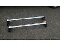 Vauxhall Vectra C roof bars