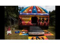Disco dome hire 15x18ft Bluetooth speaker