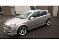 VAUXHALL ASTRA SRI DIESEL ESTATE 2006 CHEAP TO RUN PX WELCOME