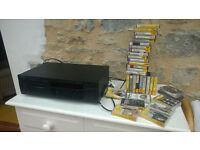 Yamaha Stereo Cassette desk. KX-580