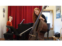 Cello and Double Bass Tuition