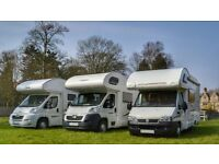 Cotswold Motorhome Hire. Quality Motorhomes Available to Hire in the heart of the Cotswolds