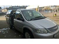 CHRYSLER VOYAGER SE , 03 PLATE , 7 SEATER, 81654 FROM NEW , DRIVES SUPERB 7SEATER £1175 PX WELCOME