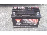 Battery - 12V 71Ah 650A , VERY GOOD CONDITION