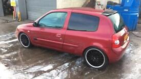 Renault Clio modified *still for sale due to time wasters!*