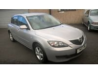 2007 MAZDA 3 TRADE IN TOO CLEAR 1 OWNER FROM NEW £395