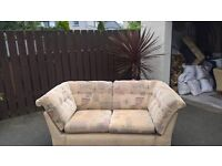 Pair of Scandanavian Two Seater Sofas