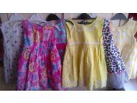 9-12 months dress bundle