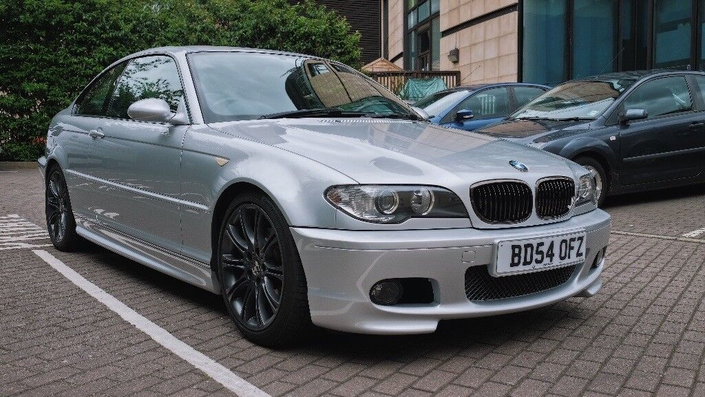 Bmw E46 325ci M Sport In Titanium Silver Metallic 60k Miles In Bruntsfield Edinburgh Gumtree