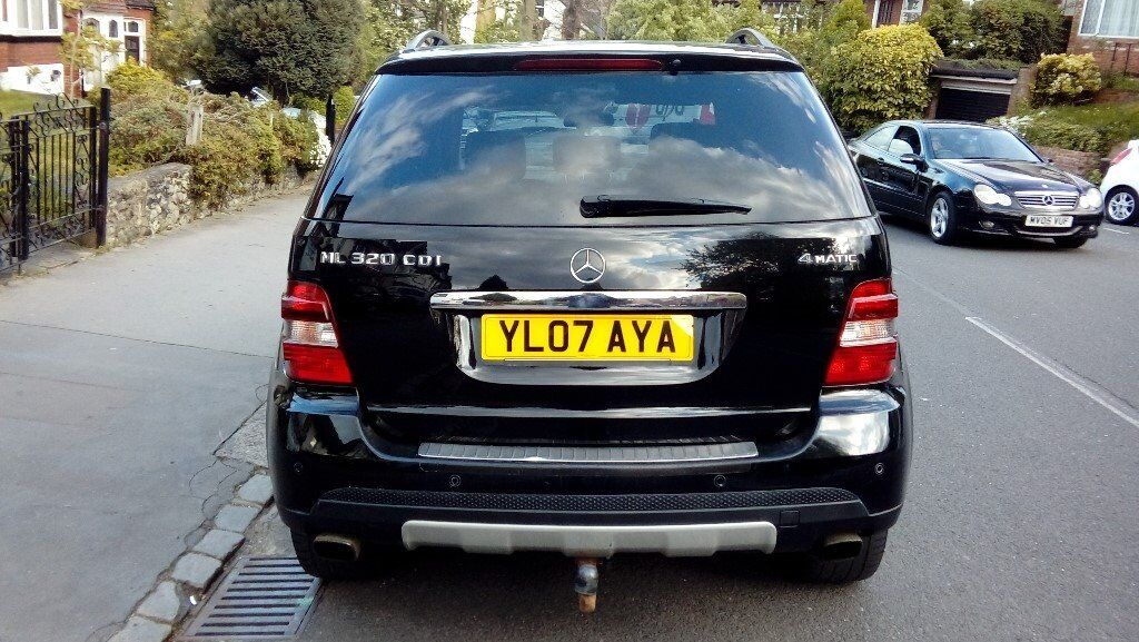 2007 mercedes 320 ml cdi 4matic cat d in croydon london gumtree. Black Bedroom Furniture Sets. Home Design Ideas