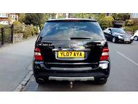 2007 Mercedes 320 ml CDI 4matic ****CAT D***