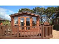 Holiday Log Cabin for sale