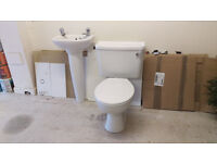 Ideal Standard compact toilet & washhand basin